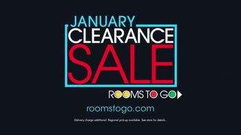 Rooms to Go January Clearance Sale TV Spot, 'Cindy Crawford Home' - Thumbnail 8