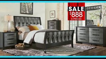 Rooms to Go January Clearance Sale TV Spot, 'Bedroom Set' - Thumbnail 5