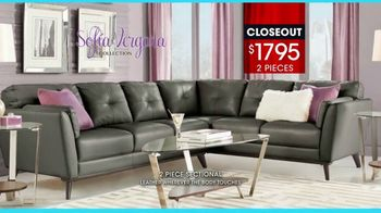 Rooms to Go January Clearance Sale TV Spot, 'Sofía Vergara Collection' - Thumbnail 7