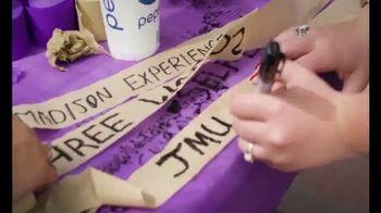 James Madison University TV Spot, 'We Are the Dukes of JMU' - Thumbnail 4