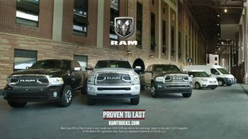 Ram Trucks TV Spot, 'Anthem' Song by Anderson East [T1] - Thumbnail 10