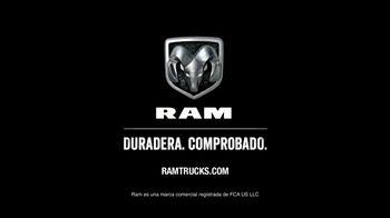 Ram Trucks TV Spot, 'Power & Efficiency: Hard Work' [Spanish] [T1] - Thumbnail 10