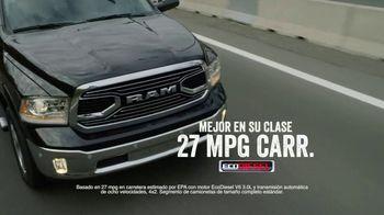 Ram Trucks TV Spot, 'Power & Efficiency: Hard Work' [Spanish] [T1] - Thumbnail 5