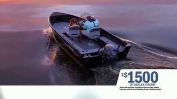 Yamaha Outboards Key to Reliability Sales Event TV Spot, 'The Key' - Thumbnail 8