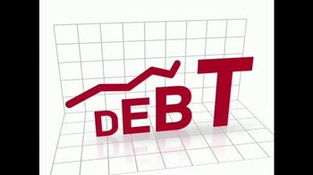 Debt 10000 TV Spot, 'Credit Card Debt Relief'