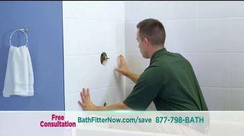 Bath Fitter TV Spot, 'Unique Process: Free Accessory'