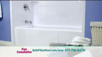 Bath Fitter TV Spot, 'Unique Process: Free Accessory' - Thumbnail 5