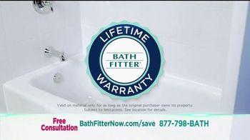 Bath Fitter TV Spot, 'Unique Process: Free Accessory' - Thumbnail 7