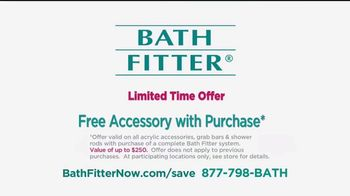 Bath Fitter TV Spot, 'Unique Process: Free Accessory' - Thumbnail 9