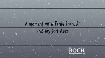 Boch Family Foundation TV Spot, 'The Best Things in Life Are Unexpected' - Thumbnail 1