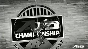 Atlantic 10 Conference TV Spot, 'Men's Basketball: Advance' - Thumbnail 2