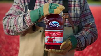 Ocean Spray Cranberry Juice Cocktail TV Spot, 'Bring It on Bad Stuff'