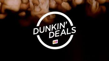 Dunkin' Deals TV Spot, 'Latte O'Clock' - Thumbnail 1