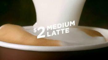 Dunkin' Deals TV Spot, 'Latte O'Clock' - Thumbnail 2
