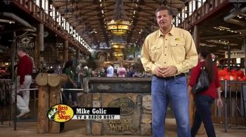 Bass Pro Shops TV Spot, 'More Than a Store' Featuring Mike Golic, Mark Zona - Thumbnail 2