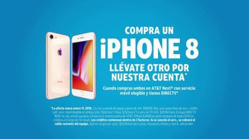 AT&T Next TV Spot, 'DIRECTV: un iPhone 8 por nuestra cuenta' [Spanish] - Thumbnail 8