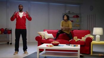 Totino's Game Day Couch Hard Sweepstakes TV Spot, 'Skills' - Thumbnail 1