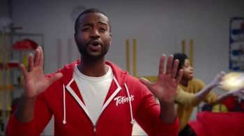 Totino's Game Day Couch Hard Sweepstakes TV Spot, 'Skills'