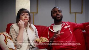 Totino's Game Day Couch Hard Sweepstakes TV Spot, 'Skills' - Thumbnail 5