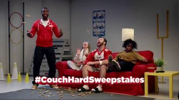 Totino's Game Day Couch Hard Sweepstakes TV Spot, 'Skills' - Thumbnail 7