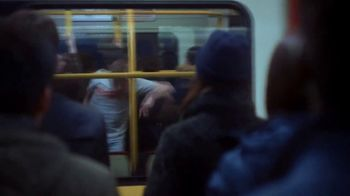 Axe Gold Body Spray TV Spot, 'Rush Hour' - Thumbnail 5