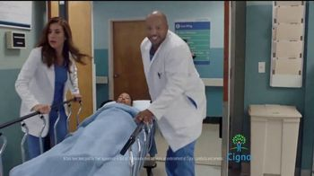 Cigna TV Spot, 'TV Doctors of America: Emergency' Featuring Kate Walsh - Thumbnail 4