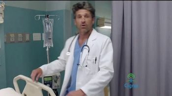 Cigna TV Spot, 'TV Doctors of America: Emergency' Featuring Kate Walsh - Thumbnail 7