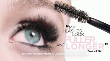 L'Oreal Paris Voluminous Lash Paradise Mascara TV Spot, 'Amazing' - Thumbnail 6