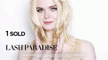 L'Oreal Paris Voluminous Lash Paradise Mascara TV Spot, 'Amazing' - Thumbnail 7