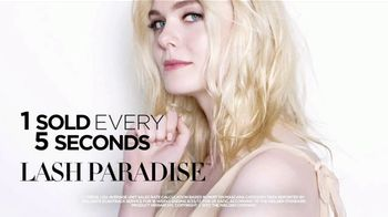 L'Oreal Paris Voluminous Lash Paradise Mascara TV Spot, 'Amazing' - Thumbnail 8
