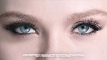L'Oreal Paris Voluminous Lash Paradise Mascara TV Spot, 'Amazing' - Thumbnail 9