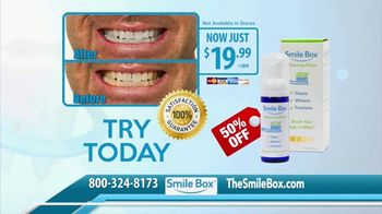 Smile Box TV Spot, 'Whiten Your Teeth Instantaneously' - Thumbnail 10