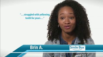 Smile Box TV Spot, 'Whiten Your Teeth Instantaneously' - Thumbnail 2