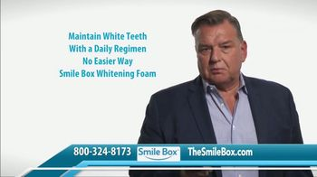 Smile Box TV Spot, 'Whiten Your Teeth Instantaneously' - Thumbnail 7