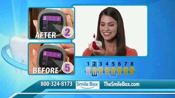 Smile Box TV Spot, 'Whiten Your Teeth Instantaneously' - Thumbnail 8