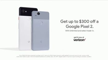 Google Pixel 2 TV Spot, 'Go Round: $300 Off With Unlimited Trade-In' - Thumbnail 10