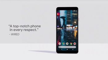 Google Pixel 2 TV Spot, 'Go Round: $300 Off With Unlimited Trade-In' - Thumbnail 8