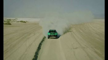 Monster Energy TV Spot, '50th Anniversary of the Baja 1000'