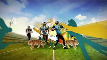2018 NFL Playoffs TV Spot, 'Jaguars Playoff Picture' Song by Rae Sremmurd - Thumbnail 1