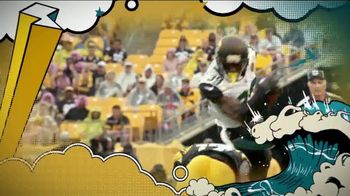 2018 NFL Playoffs TV Spot, 'Jaguars Playoff Picture' Song by Rae Sremmurd - Thumbnail 6
