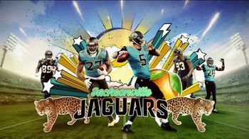 2018 NFL Playoffs TV Spot, 'Jaguars Playoff Picture' Song by Rae Sremmurd - 53 commercial airings