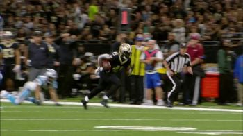 Papa John's TV Spot, 'NFL: Better Ingredients of the Week: Saints' - Thumbnail 5