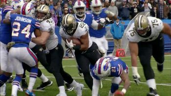 Papa John's TV Spot, 'NFL: Better Ingredients of the Week: Saints' - Thumbnail 6