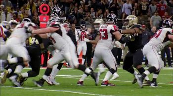 Papa John's TV Spot, 'NFL: Better Ingredients of the Week: Saints' - Thumbnail 8