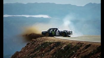 Toyo Tires TV Spot, 'Climbkhana: Pikes Peak' Featuring Ken Block - 43 commercial airings
