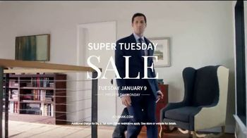 JoS. A. Bank Super Tuesday Sale TV Spot, 'Clearance' - Thumbnail 9