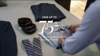 JoS. A. Bank Super Tuesday Sale TV Spot, 'Clearance' - Thumbnail 7