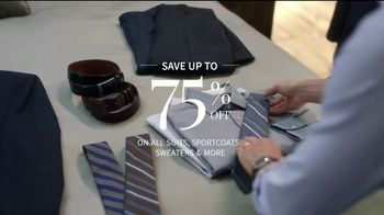 JoS. A. Bank Super Tuesday Sale TV Spot, 'Clearance' - Thumbnail 8