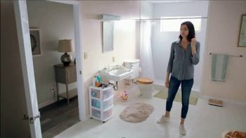 The Home Depot TV Spot, 'Make a Big Change to Your Bathroom' - 4523 commercial airings
