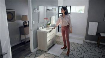The Home Depot TV Spot, 'Make a Big Change to Your Bathroom' - Thumbnail 8